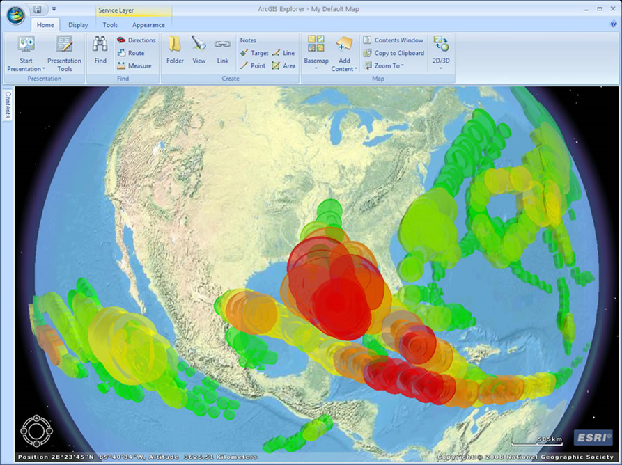 GIS Consulting screen shot2